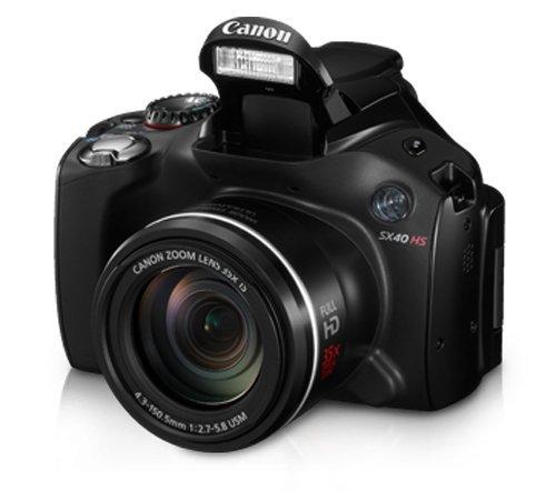 Canon Powershot SX40